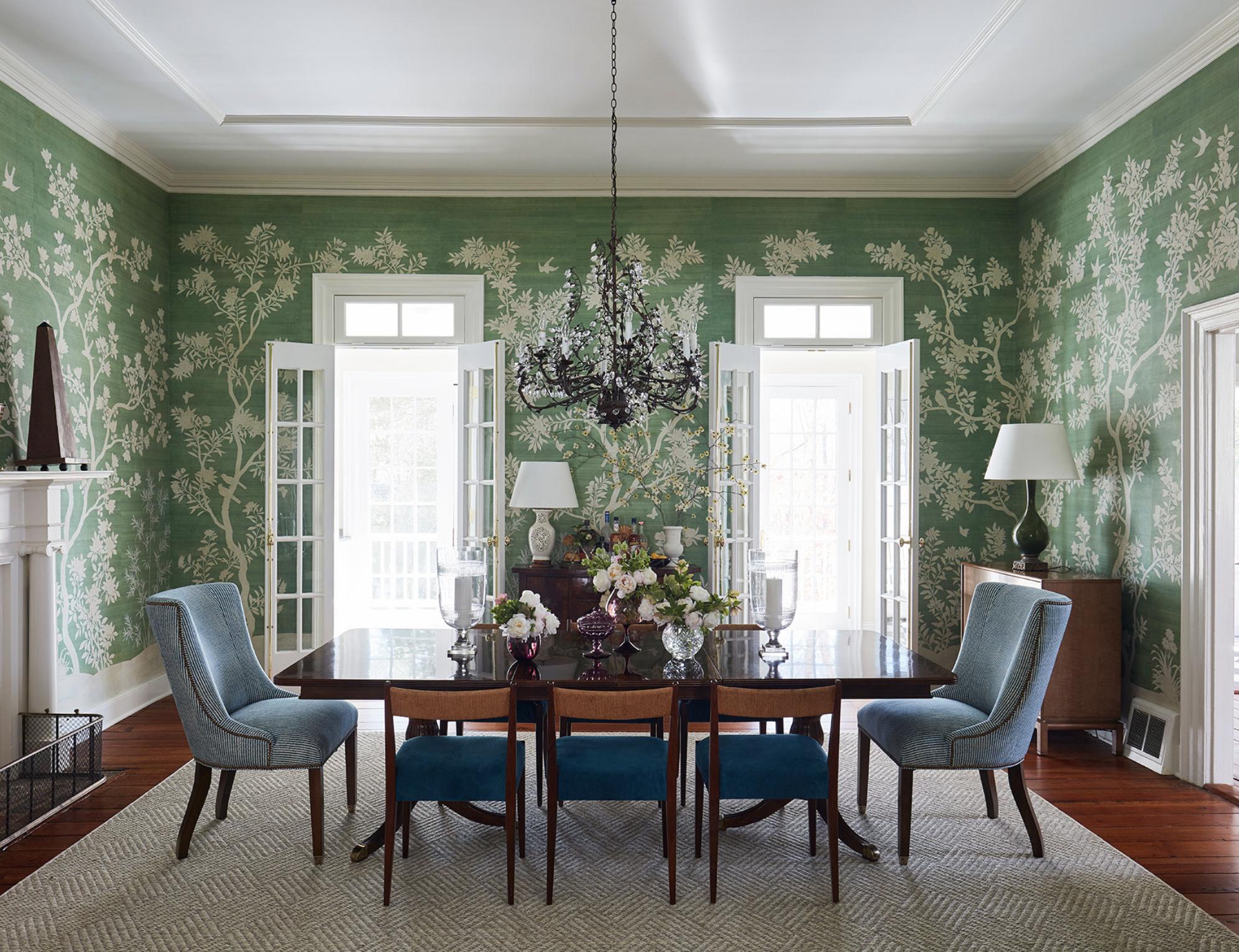 Andrew J Howard dining room