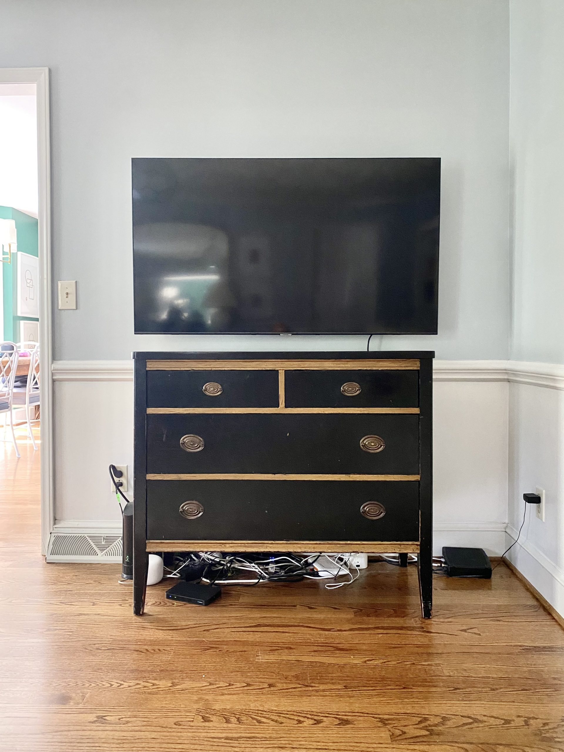 TV-stand-too-small-before