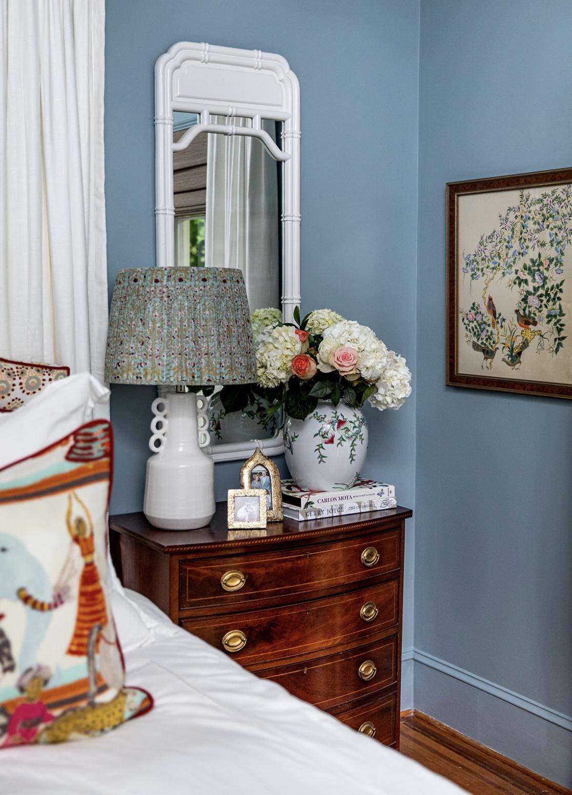 Colorful-traditional-cameron-jones-bedroom