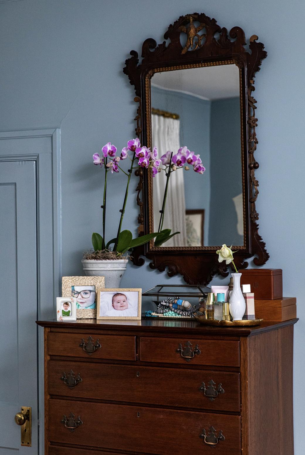 Colorful-traditional-bedroom-nightstand-cameron-jones