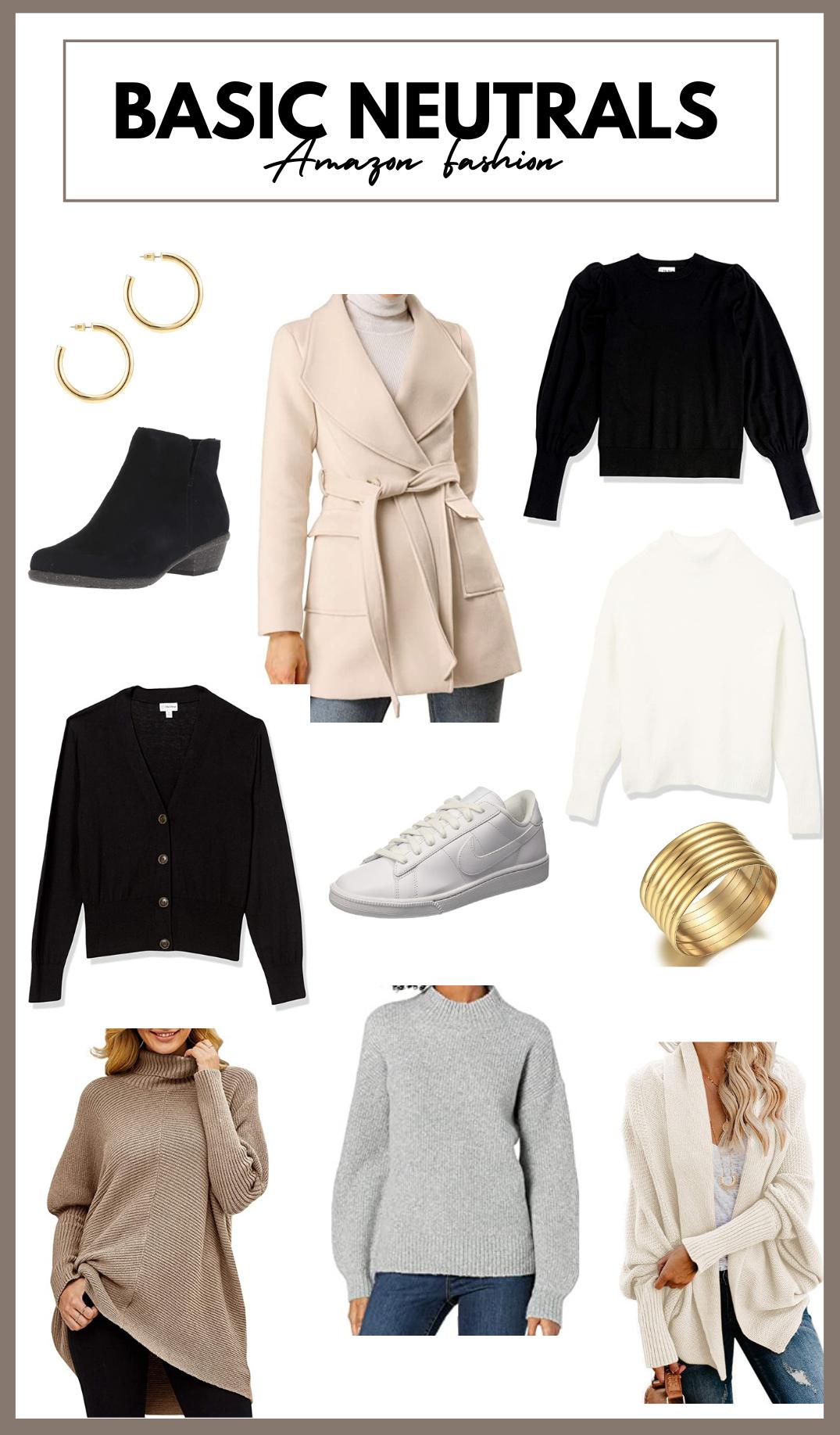 basic neutrals-Amazon-Fashion